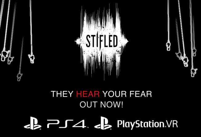 STIFLED released on PlayStation VR
