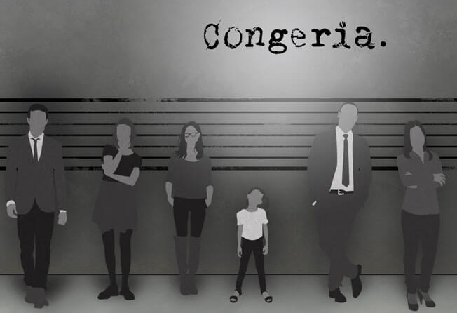Congeria Audio Drama – Cast as THE LEAD