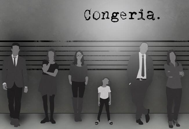 Congeria Audio Drama – Cast as THE LEAD